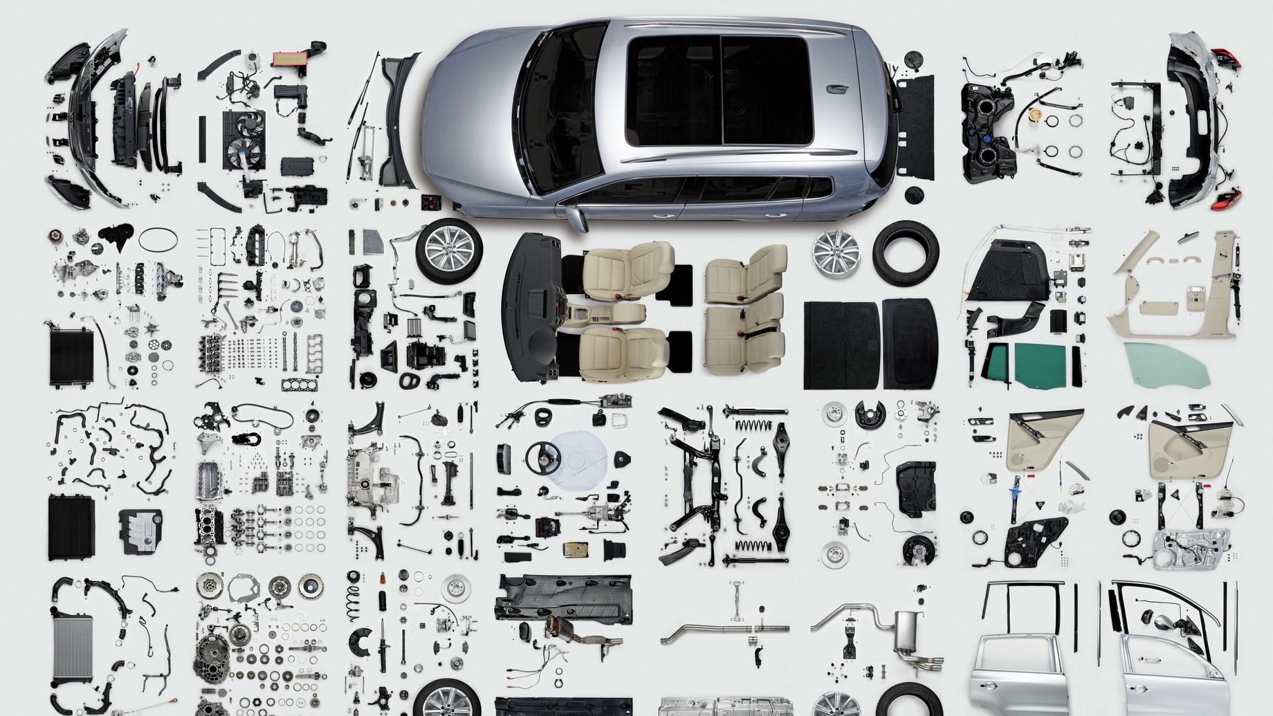 Volkswagen pjese kembimi origjinale